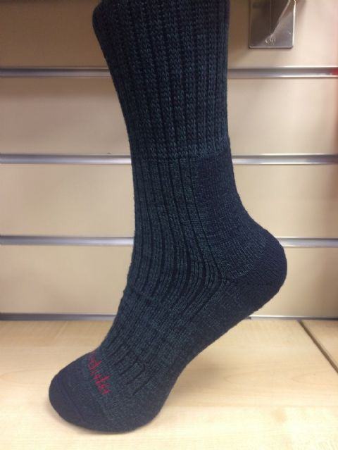 Bridgedale Merino Trekker Midweight Sock - Comfortable - Small Only